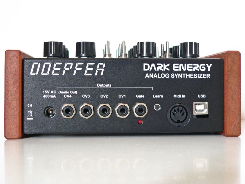 Test: Doepfer Dark Energy - Seite 2 von 2 - AMAZONA.de