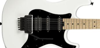 Test: Jackson Adrian Smith Dinky MN, E-Gitarre
