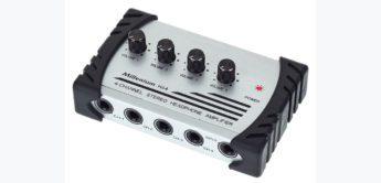Test: Millenium HA4 Stereo-Kopfhörerverstärker