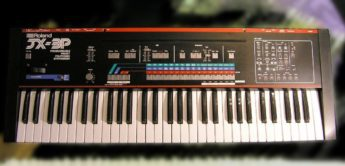 Blue Box: Roland JX-3P, PG200, MKS30 und Circuit Beding