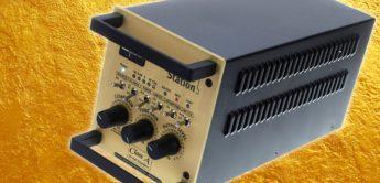 Test: SPL Gain Station 1 AD Mikrofonpreamp