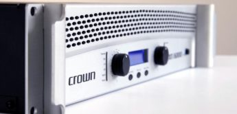 Test: Crown XTi 6000 Endstufe mit DSP