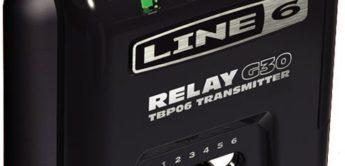 Test: Line 6, Relay G30, Gitarren-Sendeanlage