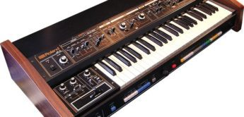 Blue Box: Roland Jupiter-4