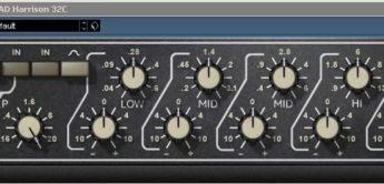 Test: UAD-1 Harrison 32C Equalizer und Little Labs IBP V 5.2