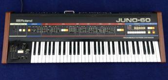 Blue Box: Roland Juno-6/Juno-60