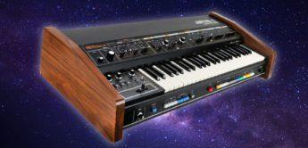 Blue Box: Roland Jupiter-4 Synthesizer