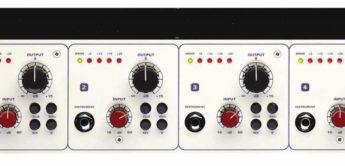 Test: TL Audio 5001 Quad Valve Preamp