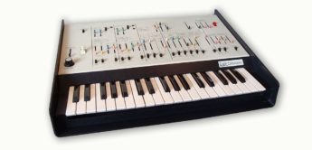 Blue Box: ARP Odyssey Vintage Synthesizer von 1972