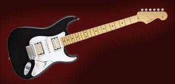 Test: Fender Dave Murray Signature Stratocaster, E-Gitarre