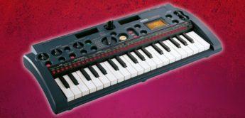 Test: Korg microSAMPLER Groovebox & Synthesizer