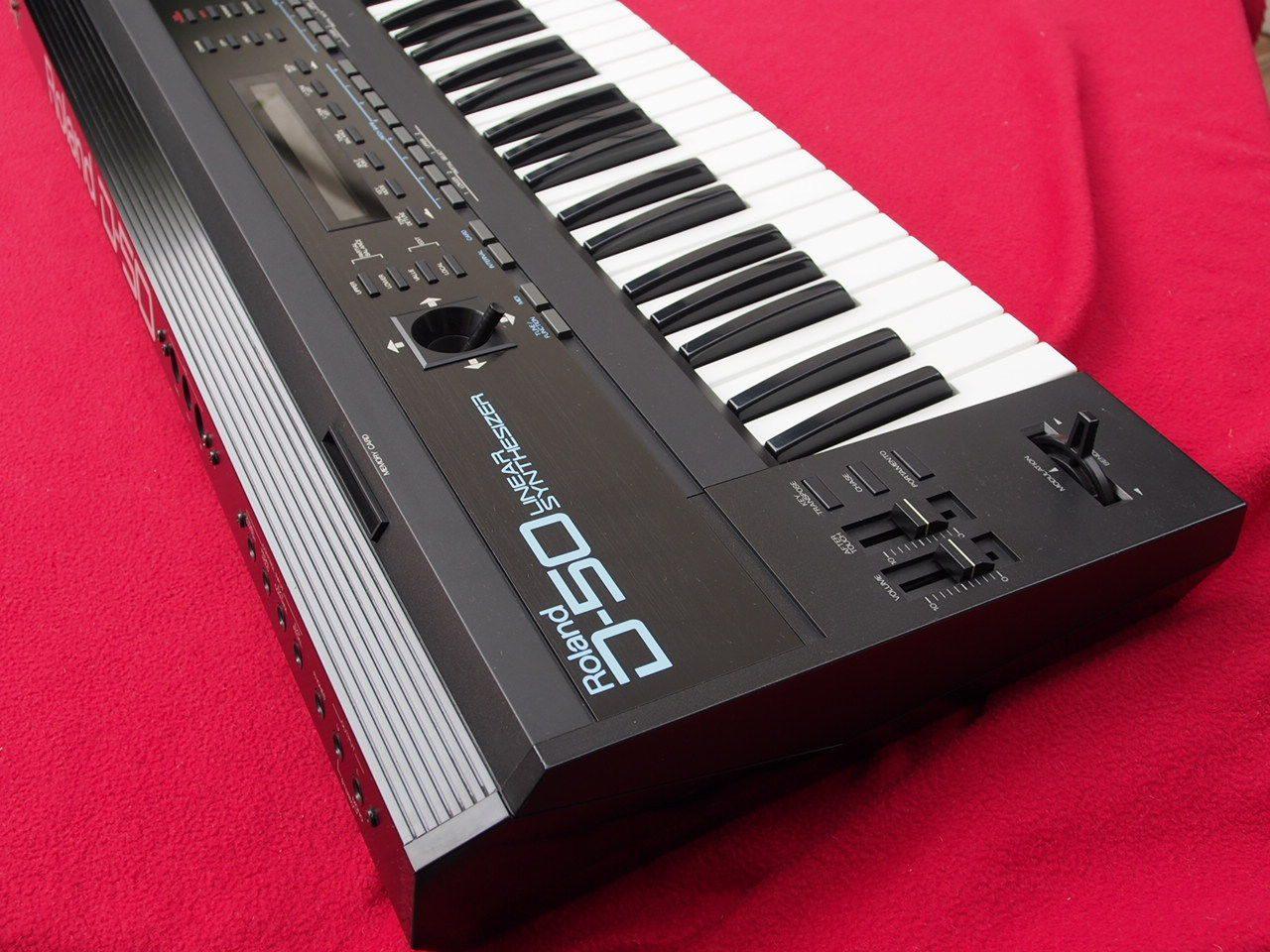 Green Box: Roland D-50, D-550 digitaler Kult - AMAZONA de