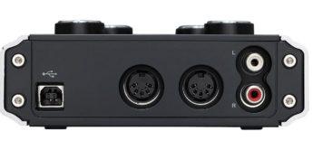 Test: Tascam US-122 MK II