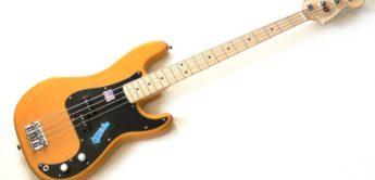 Test: Fender, American Precision Bass, E-Bass