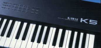 Green Box: Kawai K5, K5m Additiver Synthesizer