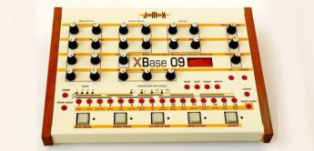 Black Box: Jomox XBASE 09, Analog Drumcomputer