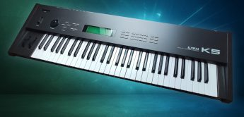 Green Box: Kawai K5, K5m Additiver Synthesizer