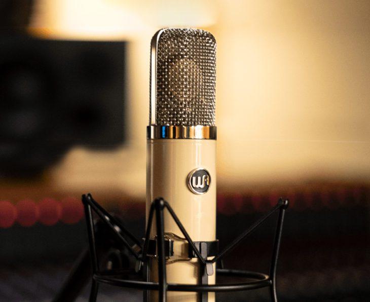 Warm Audio WA-251, Großmembran Röhrenmikrofon