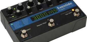 Test: Eventide, TimeFactor, Gitarren-Effektgerät