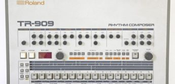Black Box: Roland TR-909