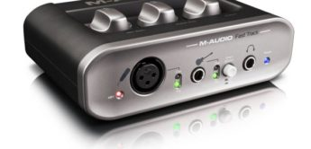 Test: M-Audio FastTrack