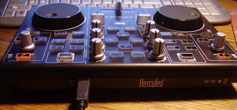 Test hercules dj control mp3 e2 seite 4 von 5 - Table de mixage hercules dj control mp3 e2 ...
