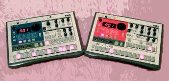 Black Box: Korg Electribe ER-1 und ES-1, Grooveboxen