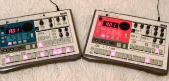 Black Box: Korg Electribe ER-1 und ES-1