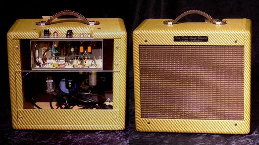 -- Edel: Tweed Champ von Tube Amp Doctor --