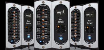 Test: SPL Analog Code Ranger, Twin Tube, Transient Designer, Vitalizer MK2-T