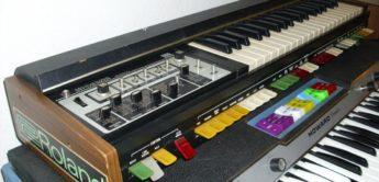 Blue Box: Roland SH2000