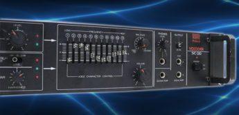 Blue Box: Roland SVC-350 Vocoder