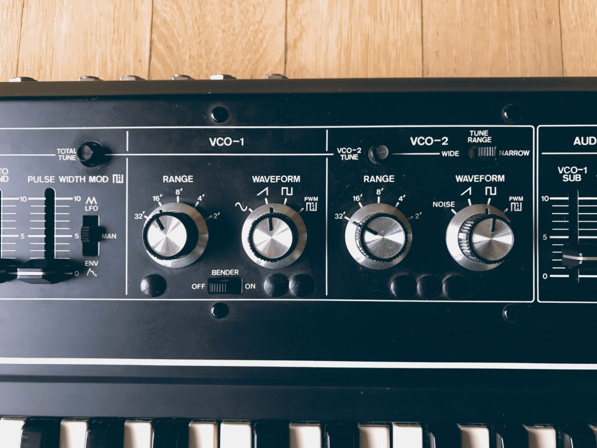 Roland SH-2 K