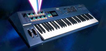 Green Box: Yamaha AN1X VA-Synthesizer