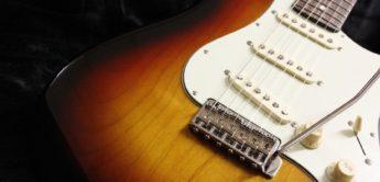 Test: FGN, Neo Classic Stratocaster, E-Gitarre