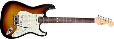 -- Die FGN Neo Classic Stratocaster --