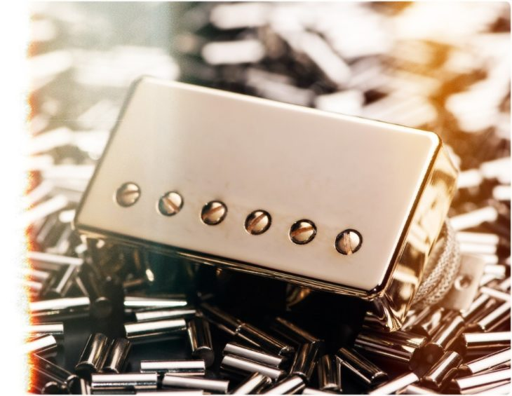 Workshop E-Gitarre Tonabnehmer Humbucker Singlecoil