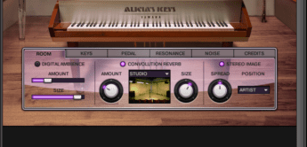 Test: Native Instruments Alicia´s Keys Piano