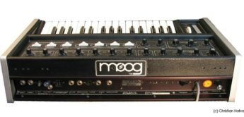 Blue Box: Moog Micromoog