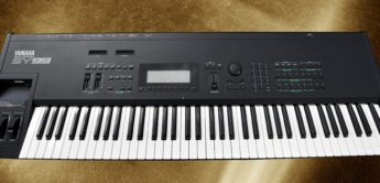 Green Box: Yamaha SY99, FM Synthesizer