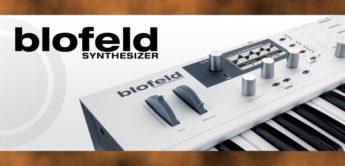 Test: Waldorf Blofeld – Keyboard, Sample-RAM & User-Wavetable