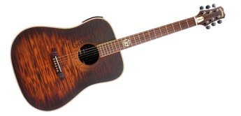 Test: Peavey JD-AG3 Jack Daniels Westerngitarre