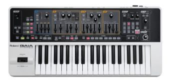Test: Roland Gaia SH-01, VA-Synthesizer