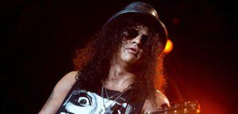 Slash, Guns N' Roses: Seine Gitarren, seine Musik