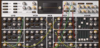 Test: U-He ACE Software-Synthesizer