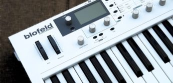 Test: Waldorf Blofeld Keyboard, Sample-RAM, User-Wavetable