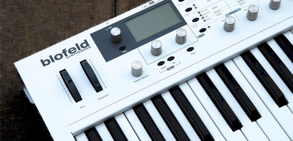 Blofeld Keys