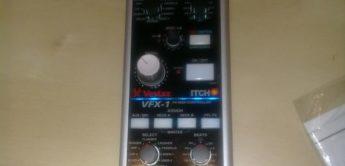 Test: Vestax VFX-1