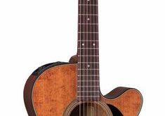 Test: Takamine, EF440SC GN, Westerngitarre