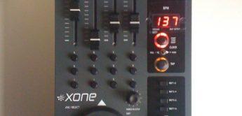 Test: Allen&Heath Xone 2D